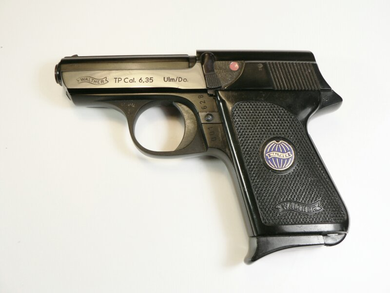 Walther TP,  6,35 mm - Image 1