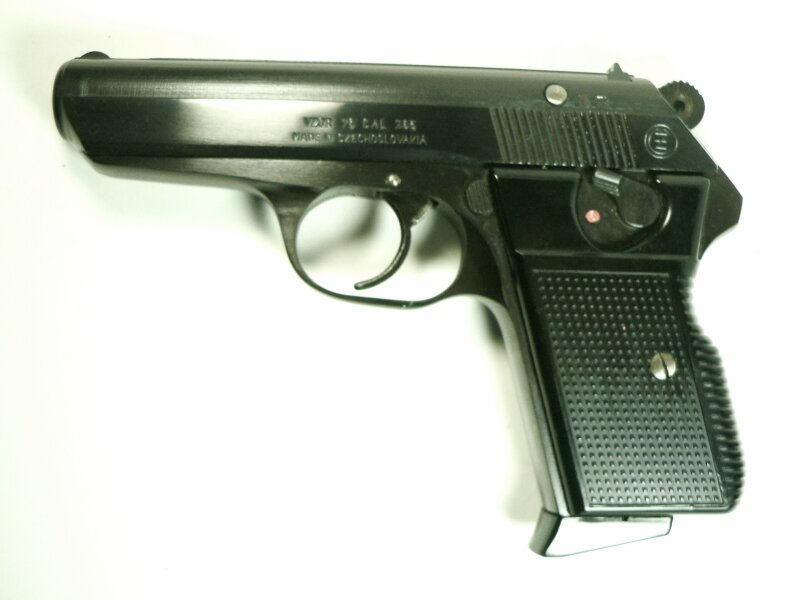 USED WEAPONS - Pistols and revolvers - 7,65 mm /  32 ACP