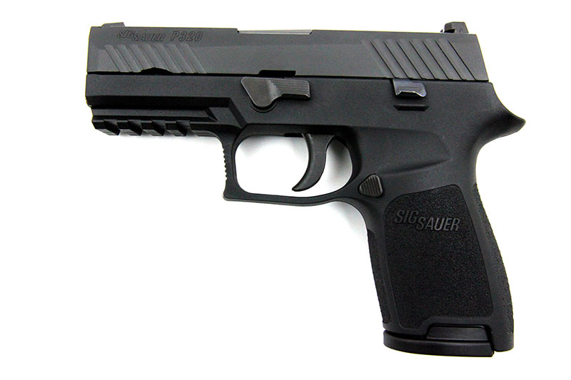SIG Sauer P320 Compact, 9 x 19 mm - Image 1