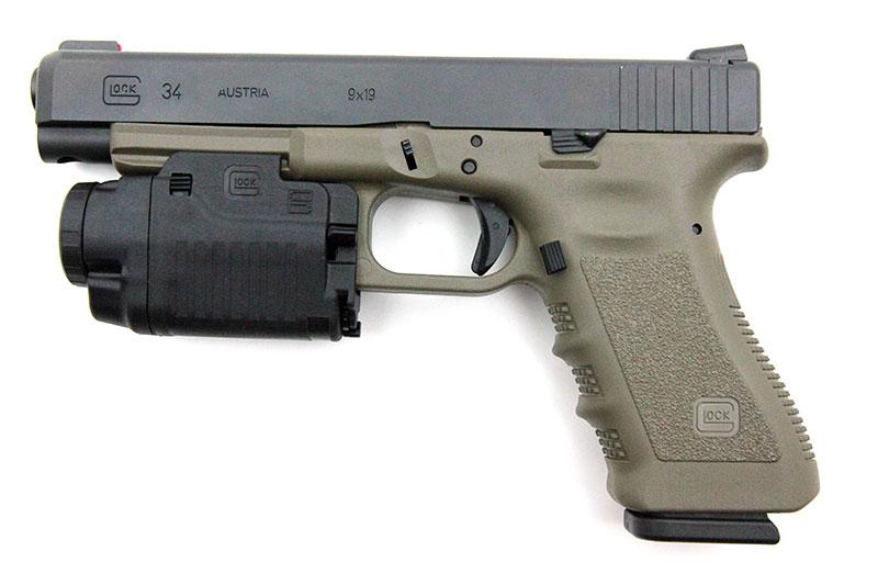 Defense Electronics And Optics Ipsc Pistole Jagdwaffe
