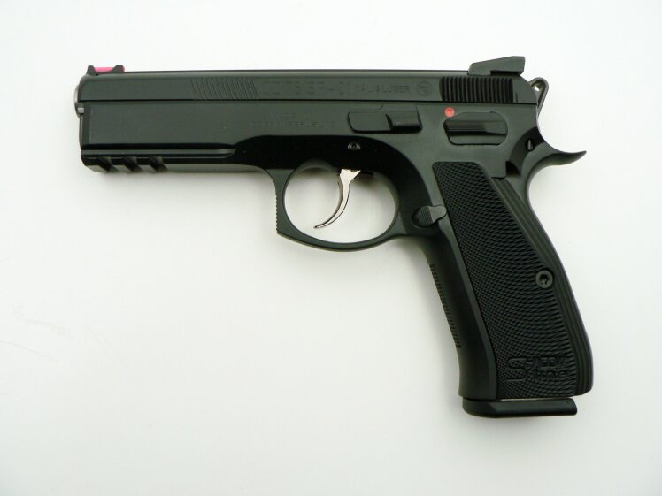 CZ SP01 Shadow Mamba, 9 x 19 mm - Image 1