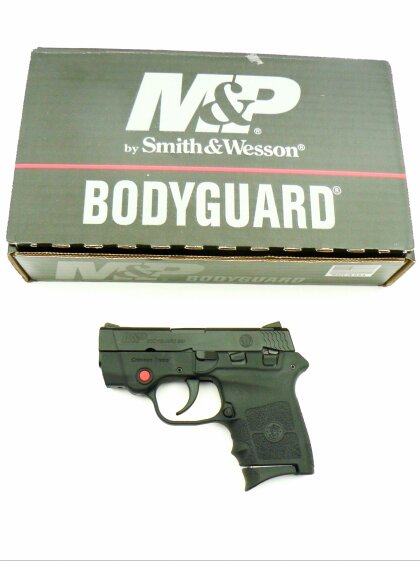 NEW WEAPONS - Smith & Wesson
