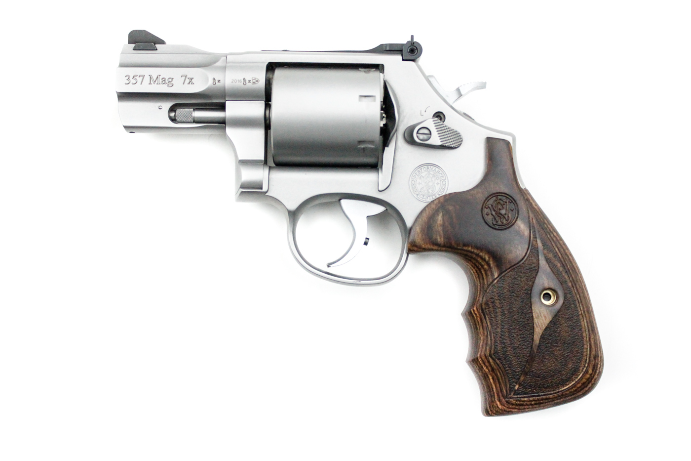 Smith & Wesson 686 Performance Center 7-Shot, .357 Magnum - Image 1