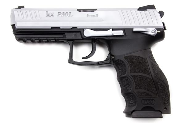 Heckler & Koch P30 LS Executive, 9 x 19 mm - Image 1