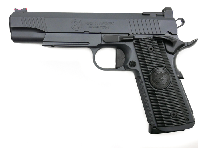 Nighthawk Custom WAR HAWK, 1911 Tactical Pistol, .45 ACP - Image 1