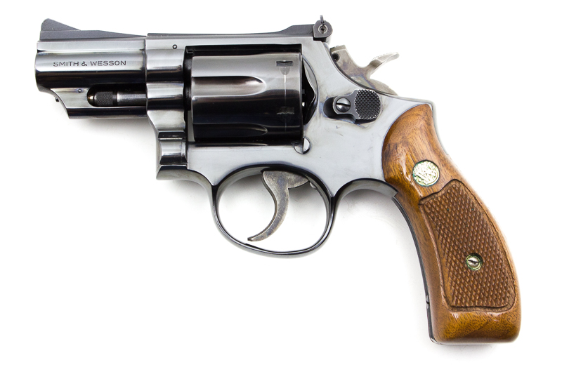 Smith & Wesson Mod. 19, .357 Magnum - Image 1