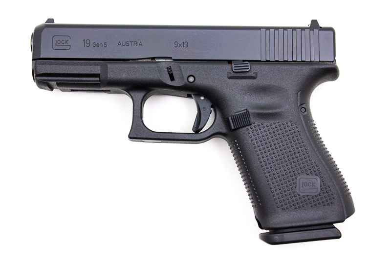 Glock 19 Gen5, Generation 5, 9 x 19 mm - Image 1