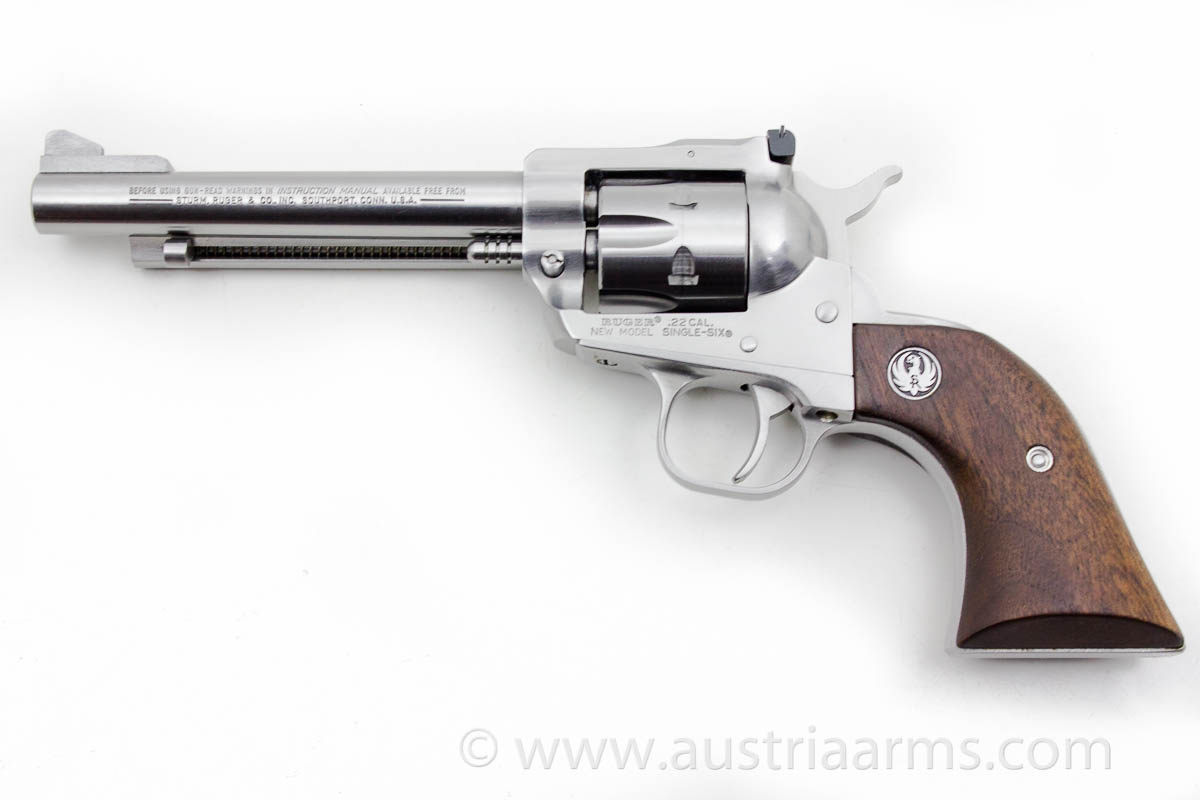 Ruger Single Six New Model, .22LR - Image 1