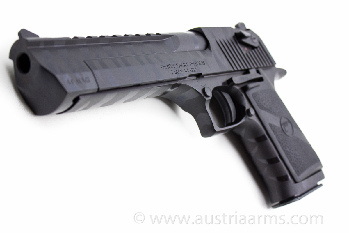 Desert Eagle Black Tiger, .44 Magnum - Image 1