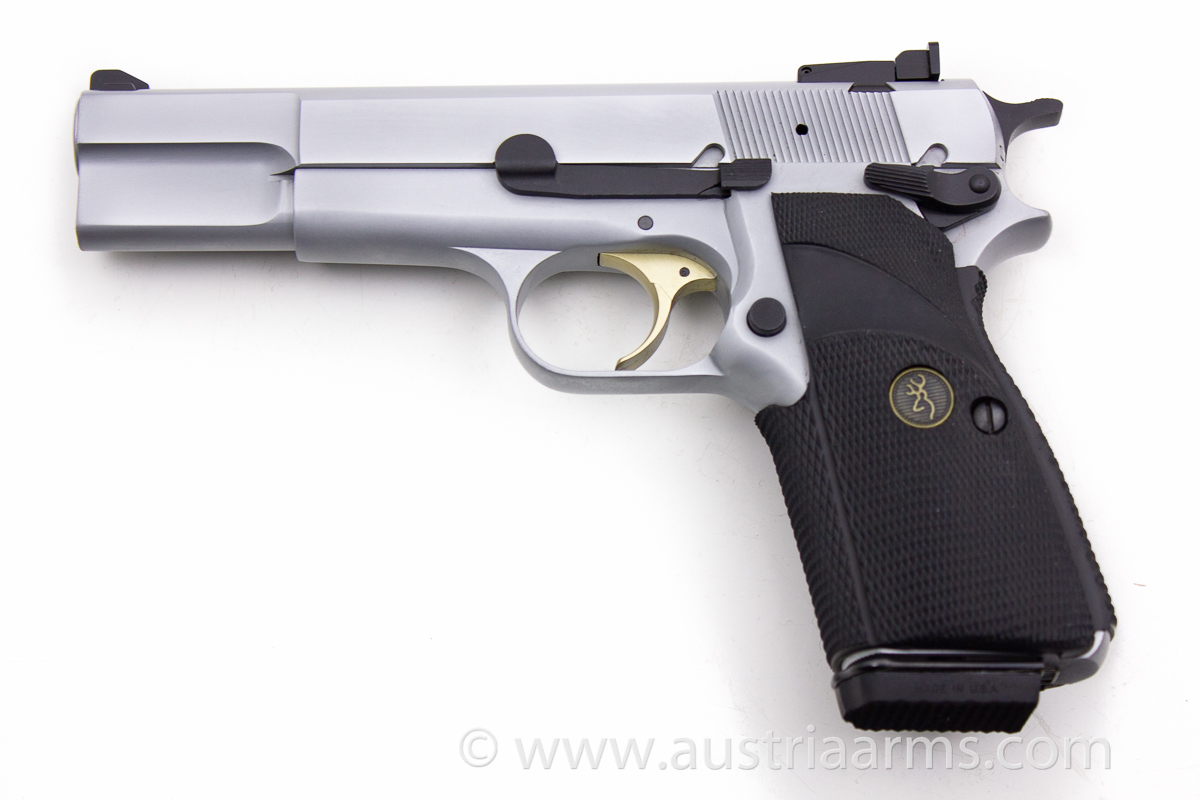 FN Browning High Power, 9x19mm - Image 1