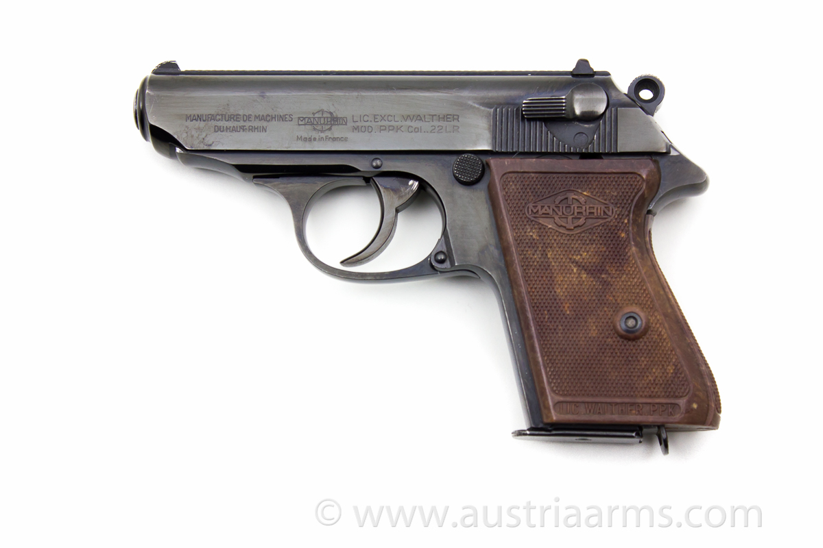 Manhurin - Walther PPK, .22LR - Image 1