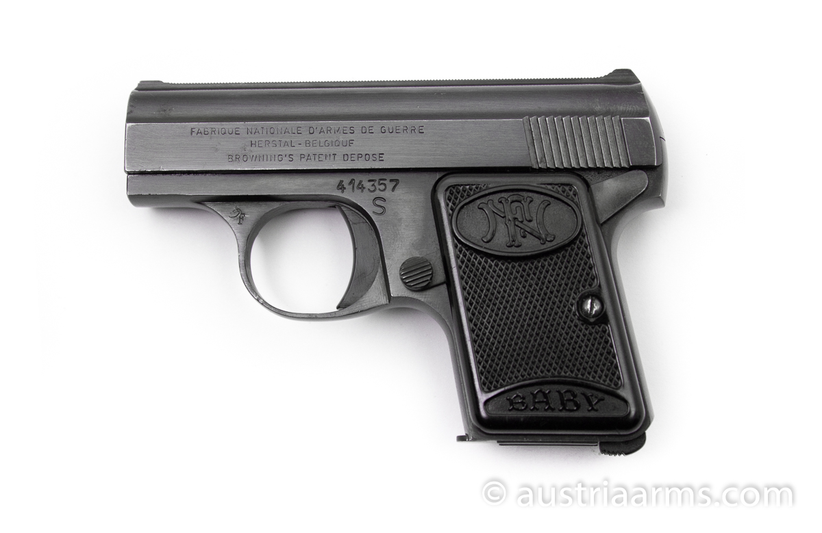 FN Browning Baby,   6,35 mm / .25 ACP - Image 1