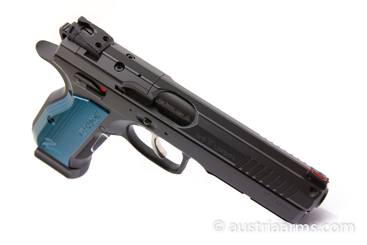 CZ Shadow 2 OR, OPTICS READY,  9 x 19 mm - Image 1