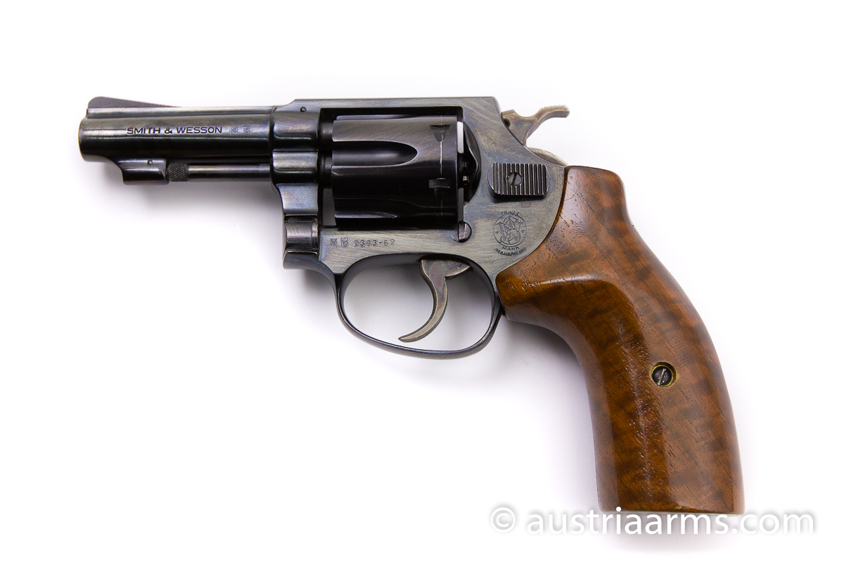 Smith & Wesson Mod. 30 Regulation Police, Kaliber .32 S&W - Image 1