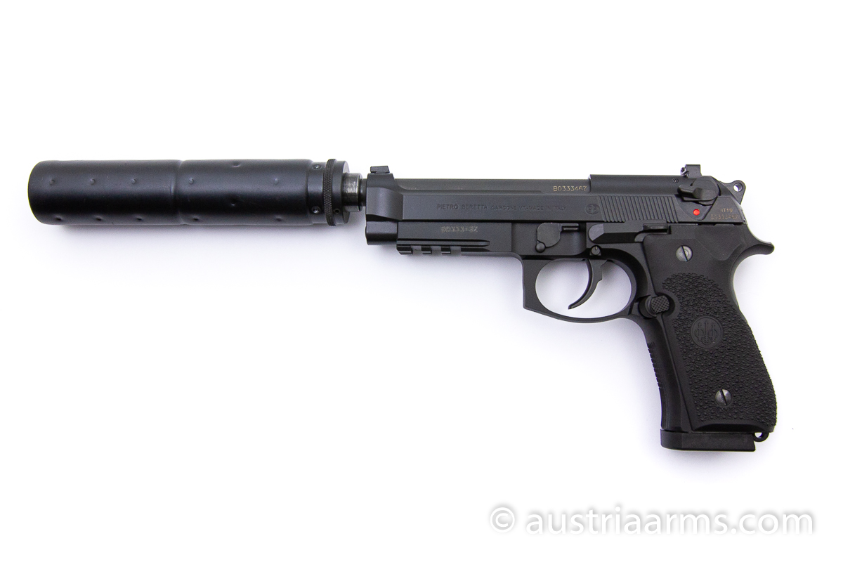 Beretta M9A3 Black, 9 x 19 mm - Image 1