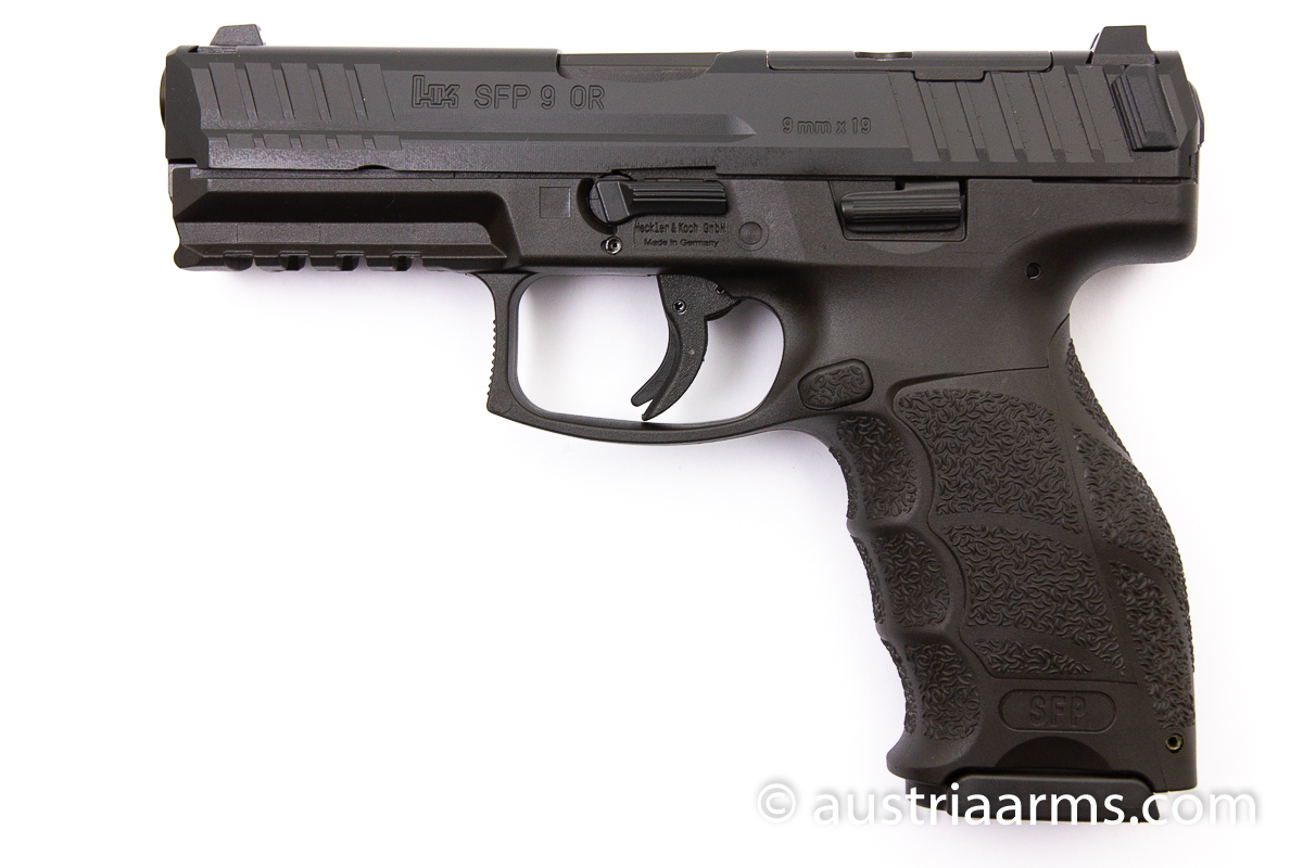 Heckler & Koch SFP9 OR (optics ready),  9 x 19 mm - Image 1