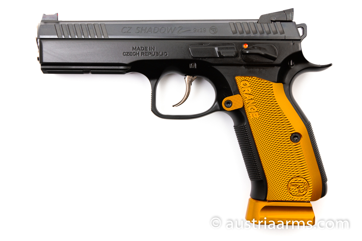 CZ Shadow II Orange, 9 x 19 mm - Image 1