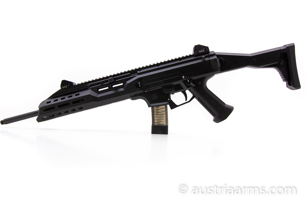 CZ Scorpion Evo 3 S1 Semi Auto, 9 x 19 mm - Image 1