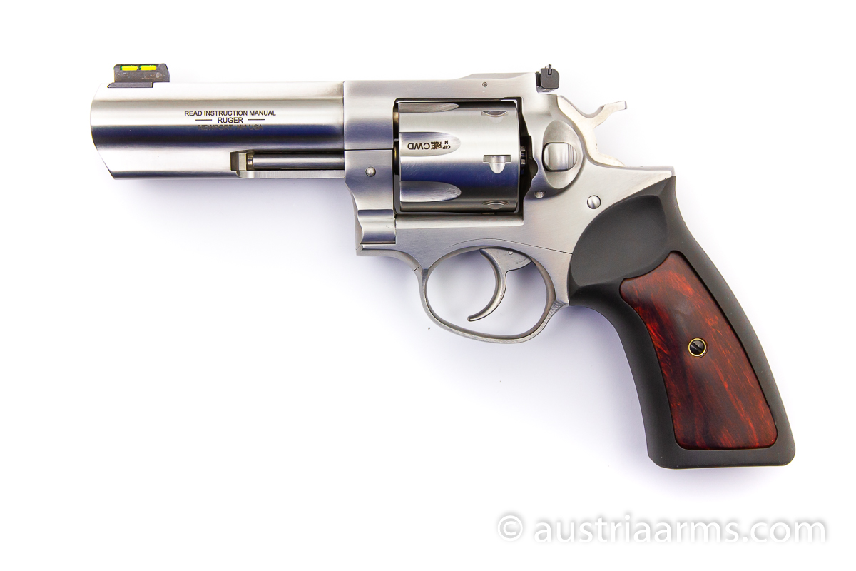 Ruger GP100 Stainless 7-Shooter, .357 Magnum - Image 1