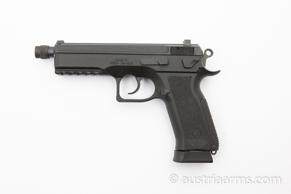 CZ 75 Phantom Tactical, 9 x 19 mm - Image 1