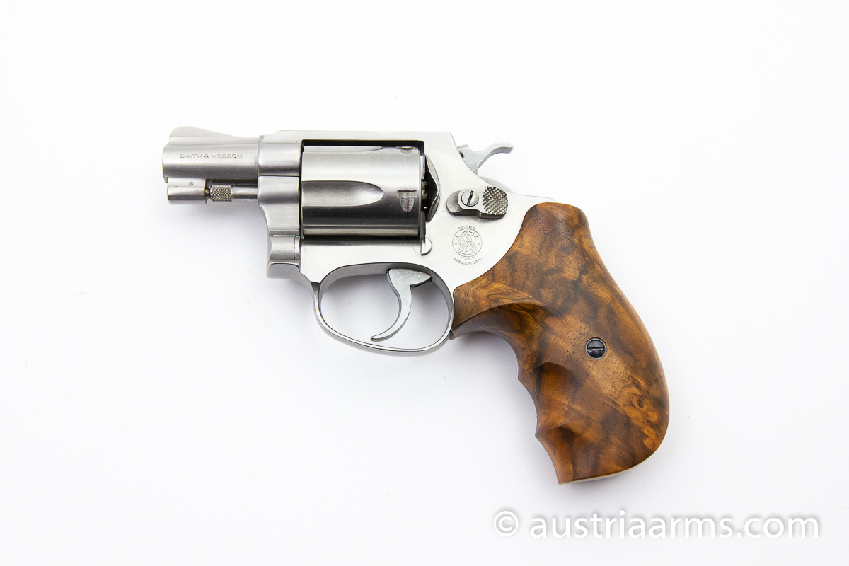 Smith & Wesson Mod 60 Deluxe, 38 Special - Image 1