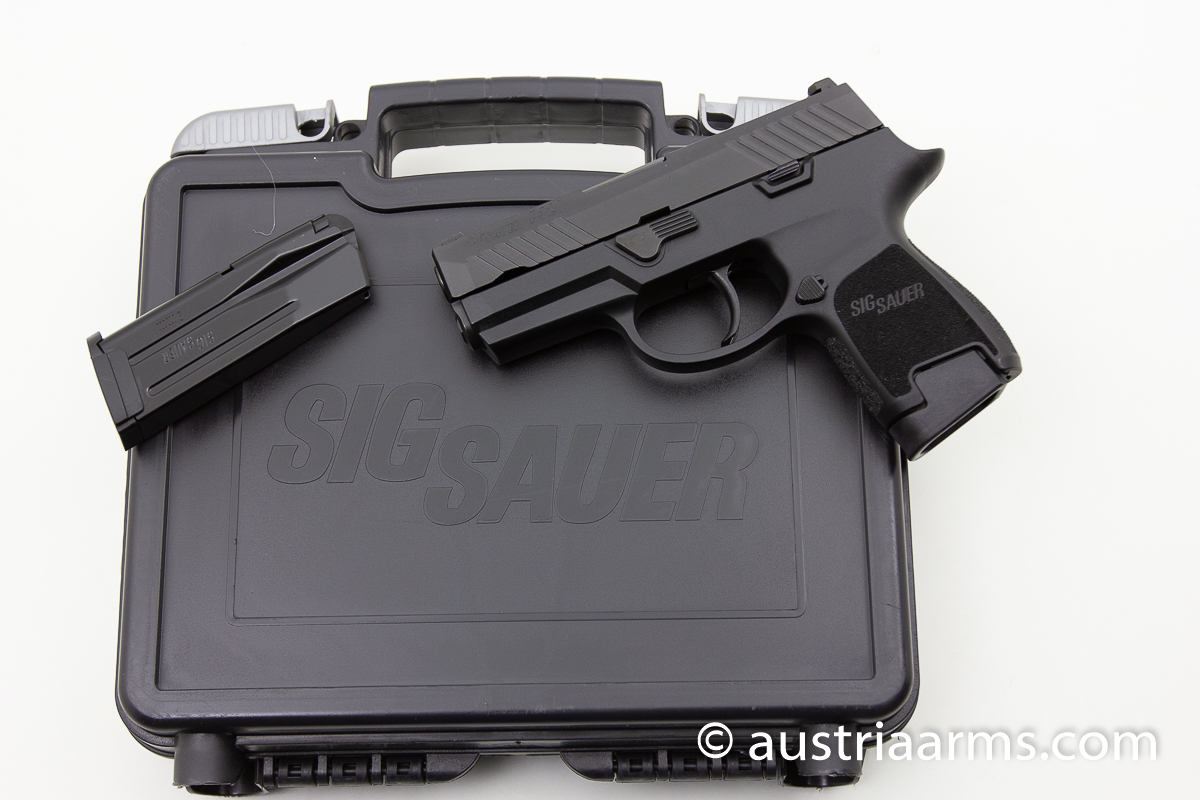 SIG Sauer P320 Subcompact, 9 x 19 mm - Image 1