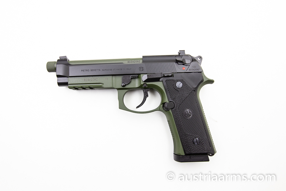 Beretta M9 A3 Green/Black, 9 x 19 mm - Image 1