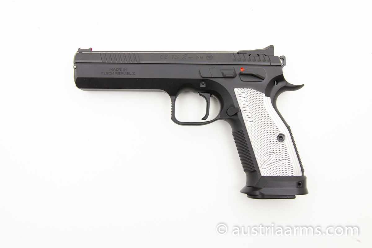 CZ Tactical Sports II Entry Silver - Image 1