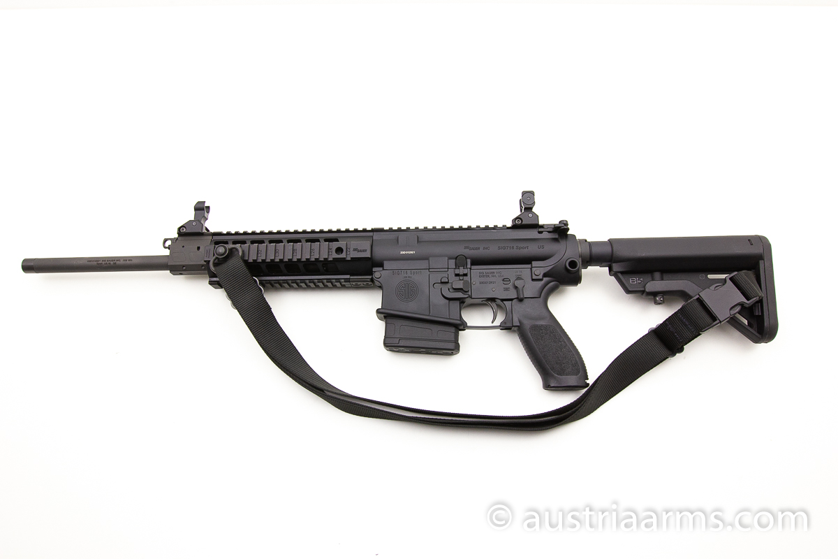 SIG Sauer 716 Sport, .308 Win - Image 1