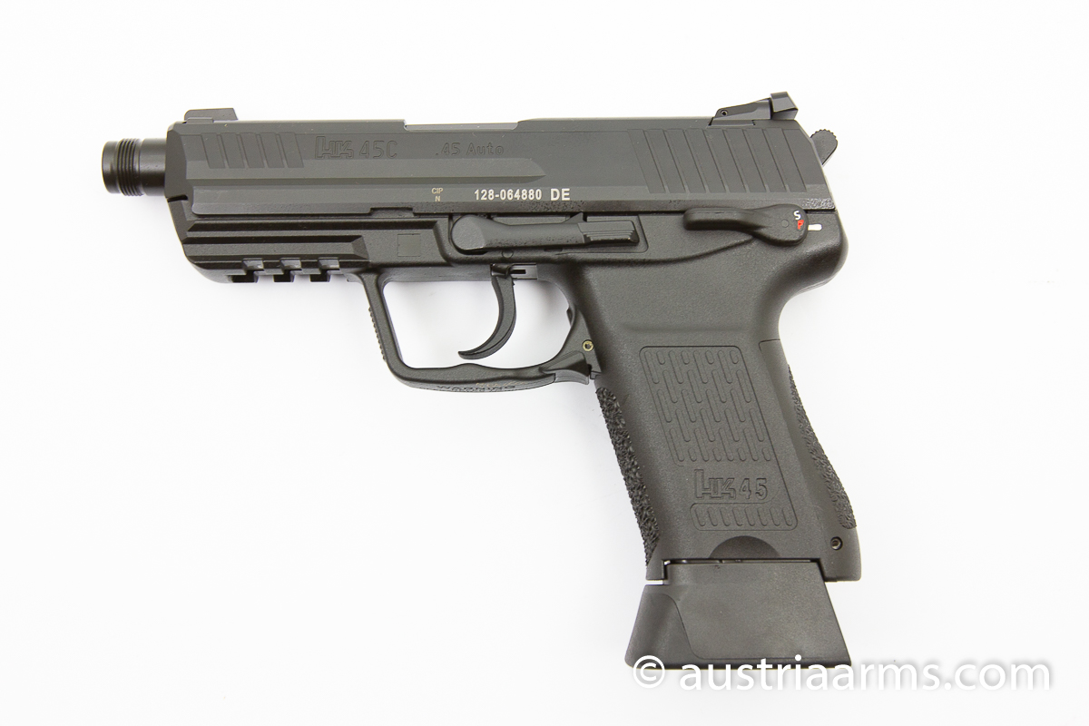 Heckler & Koch HK45 Compact Tactical, .45 ACP - Image 1