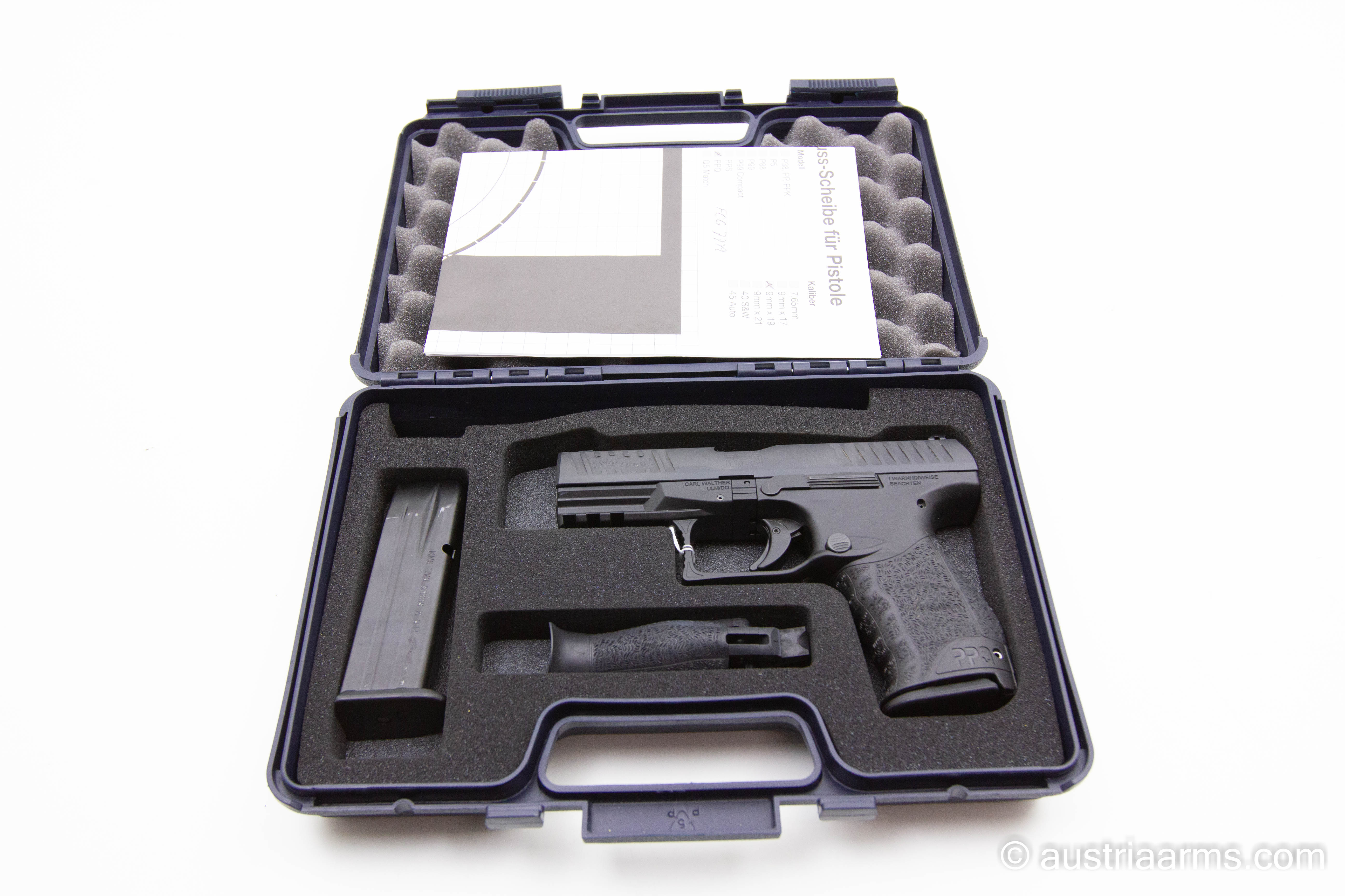 Walther PPQ, 9 x 19 mm - Image 1
