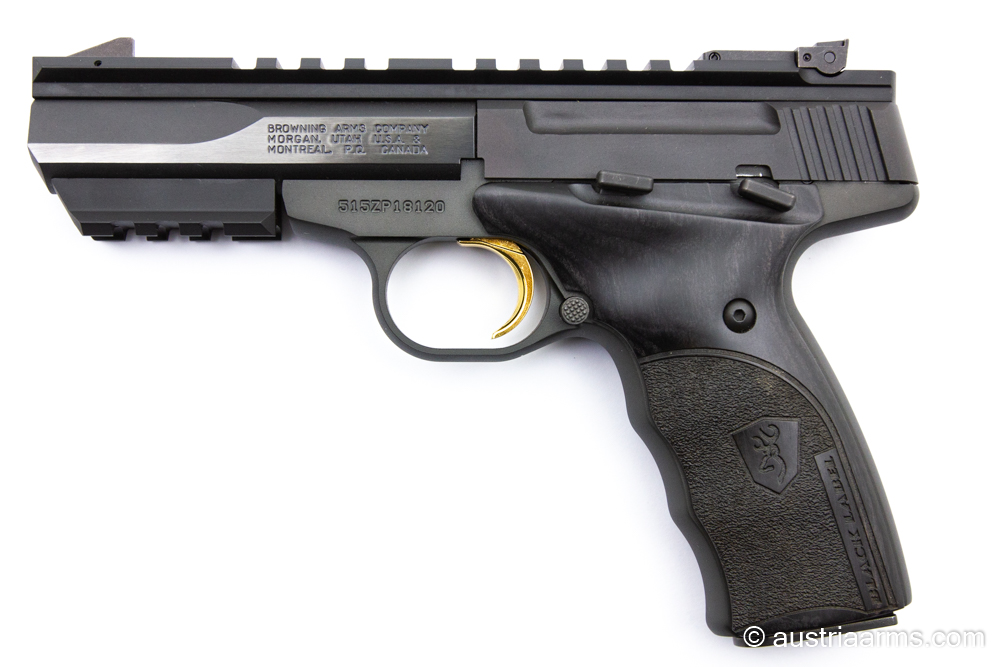 Browning Arms Buckmark Black Label, .22 LR - Image 1