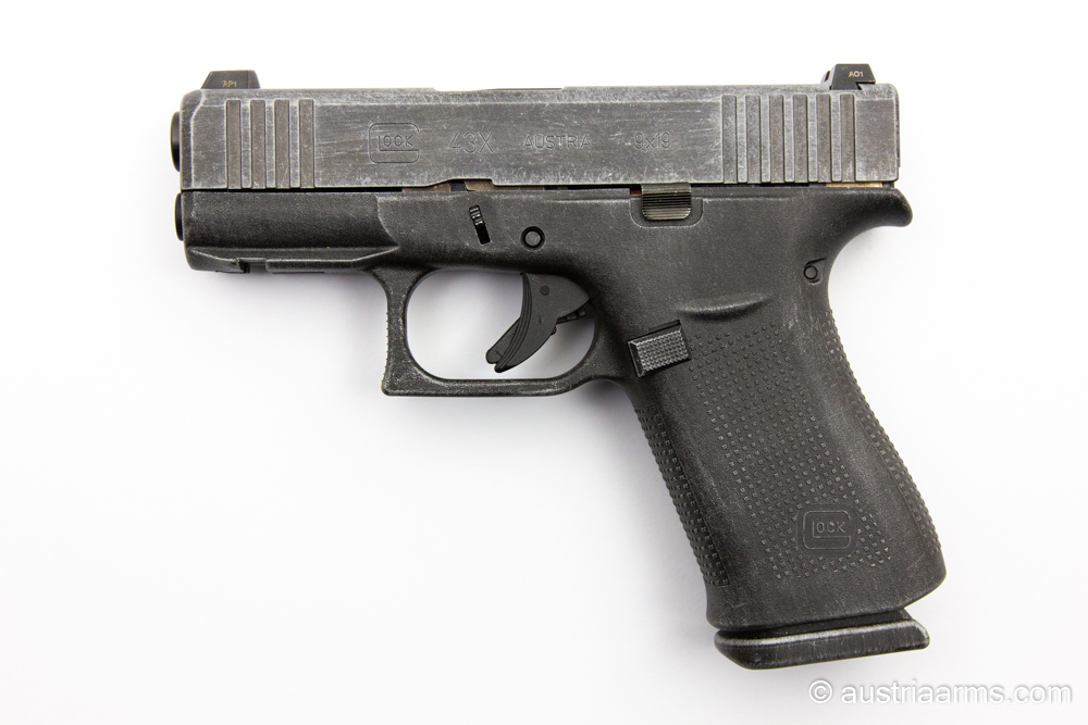 Glock 43X Custom, 9 x 19 mm - Image 1