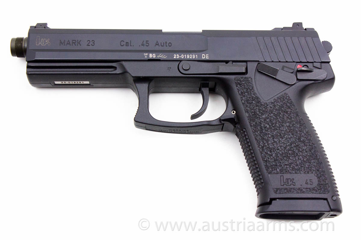 Heckler & Koch MK 23, MARK 23   .45 ACP - Image 1