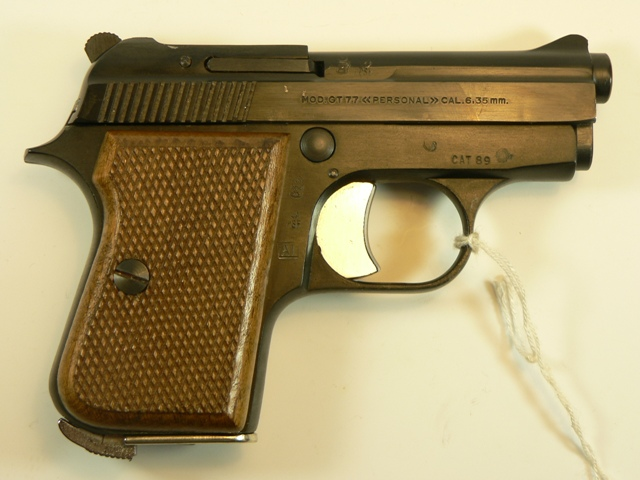 USED WEAPONS - Pistols and revolvers - 6,35 mm /  25 ACP