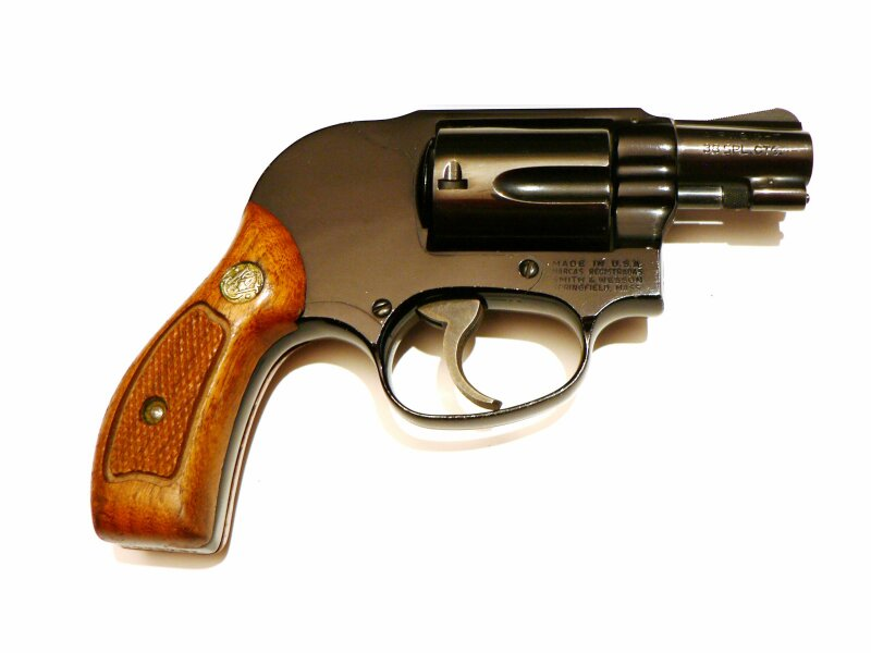 Smith & Wesson Bodyguard Mod. 38 Airweight,  .38 Special - Image 2