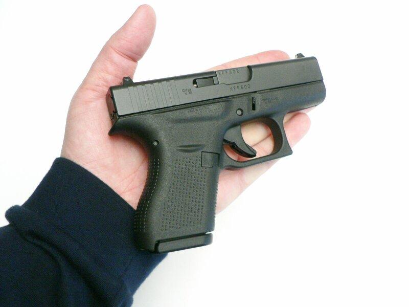 NEW WEAPONS - Glock