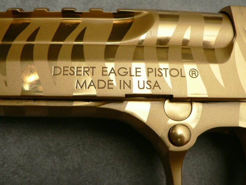 New Weapons Desert Eagle