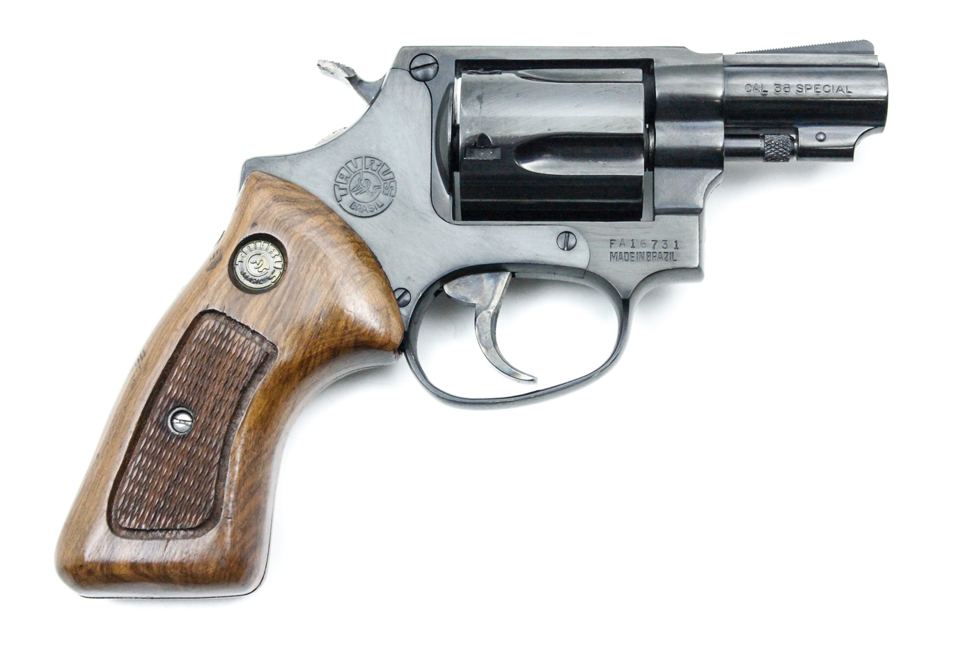 USED WEAPONS - Pistols and revolvers -  38 Special and  357