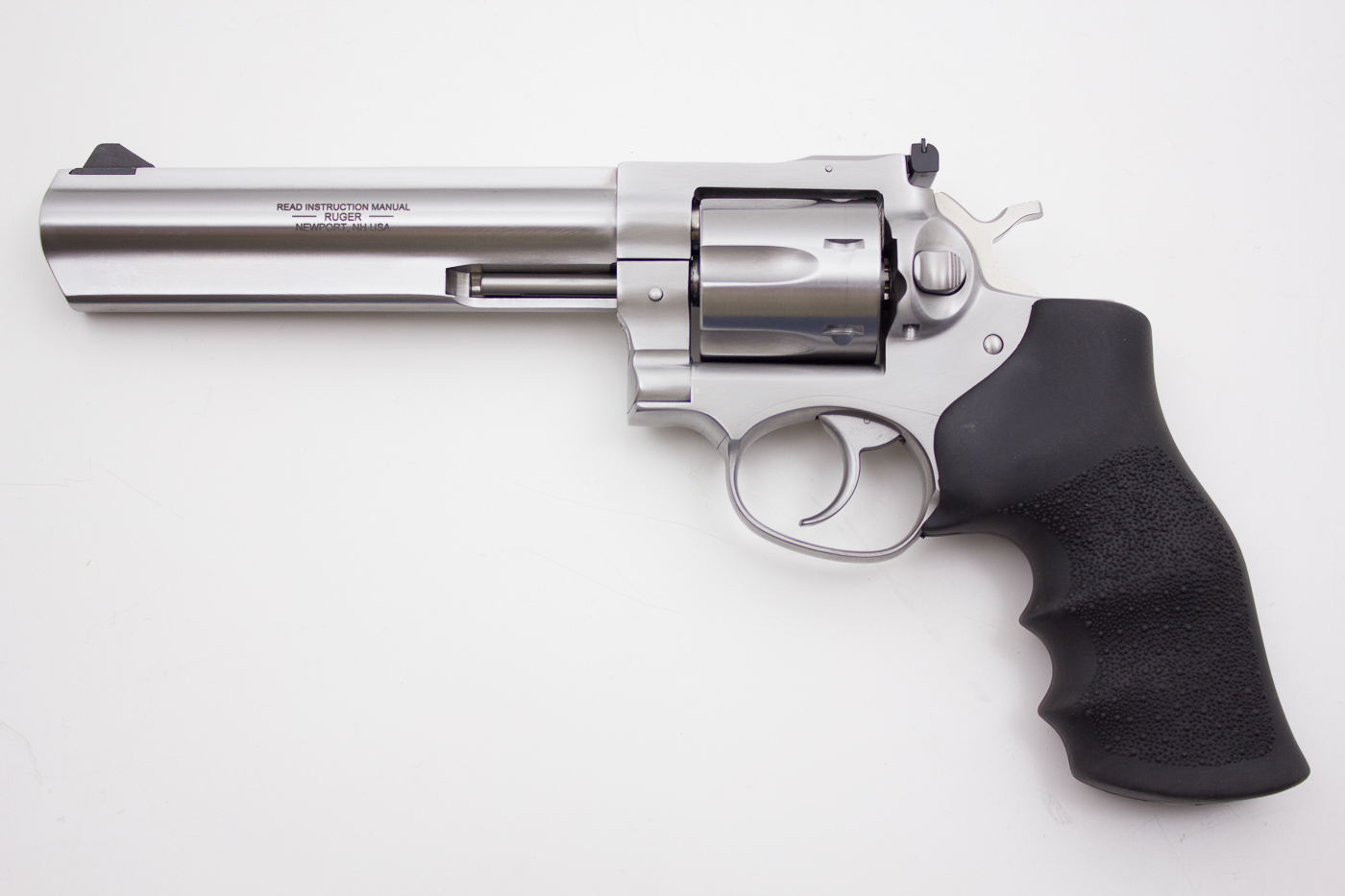 Ruger GP100, Stainless .357 Magnum - Image 2