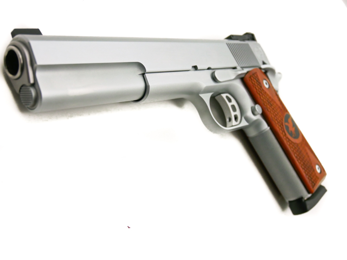 Nighthawk Custom Long Slide Stainless, .45 ACP - Image 2