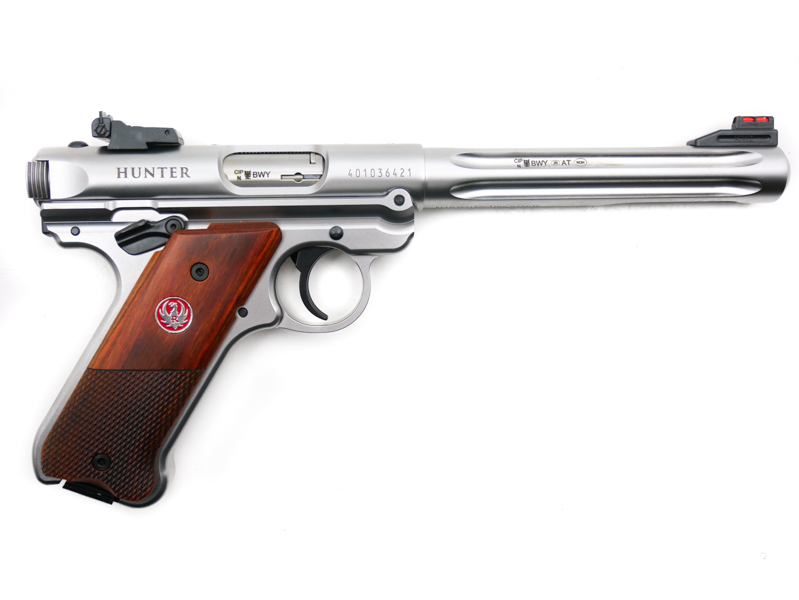 Ruger MK IV Hunter Stainless, .22 LR - Image 2
