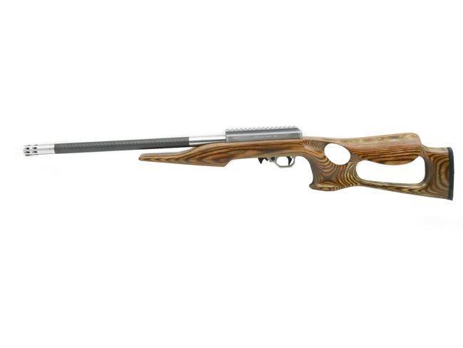 Volquartsen Lightweight, semiautomatic sporting rifle, .22 Magnum, .22 LR - Image 2