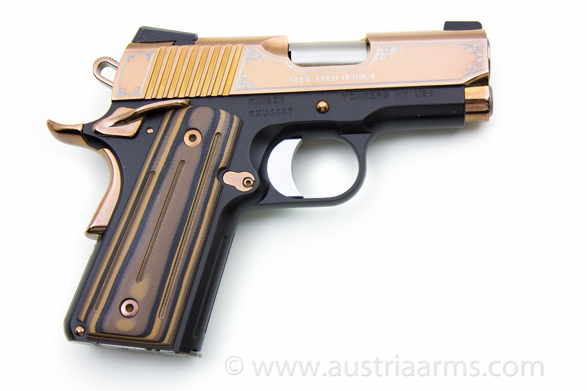 Kimber Rose Gold Ultra II, 9x19mm  - Image 2
