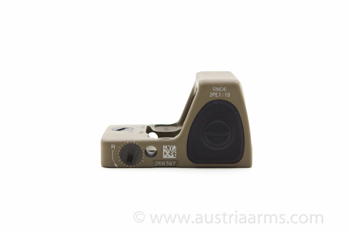 Trijicon RM 06 Rotpunktvisier in Dark Earth Brown - Image 2