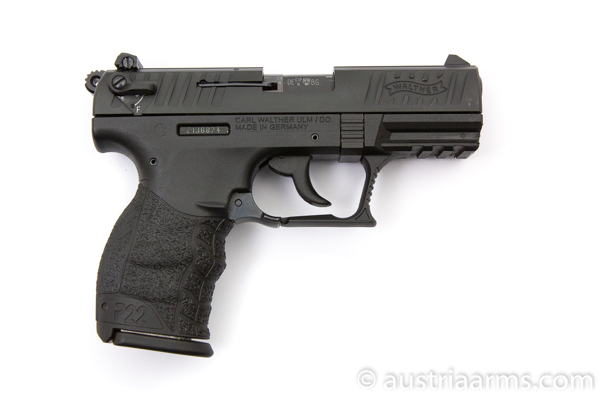 Walther P22, .22 LR - Image 2
