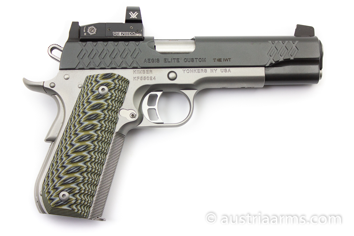 Kimber Aegis Elite Elite Custom, 9 x 19 mm - Image 2