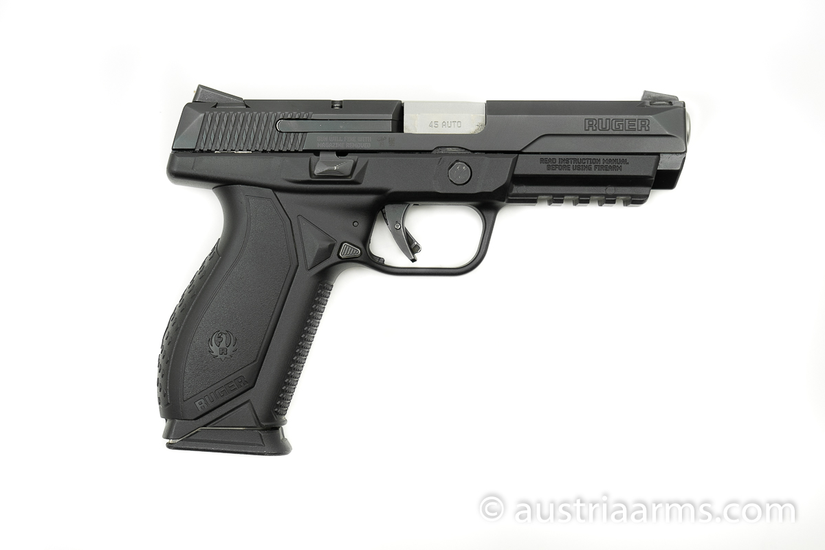 Ruger American Pistol, .45 ACP - Image 2