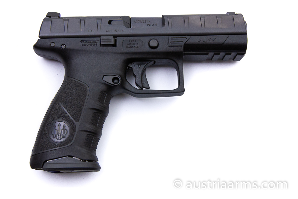 Beretta APX RDO (Optics Ready), 9 x 19 mm - Image 2