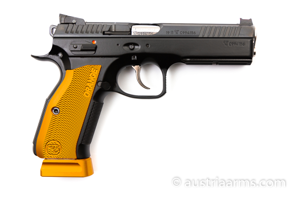 CZ Shadow II Orange, 9 x 19 mm - Image 2
